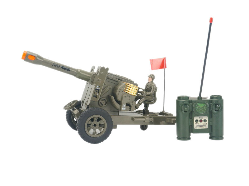 RC military toy 1:16 military barbette toy warrior toy set
