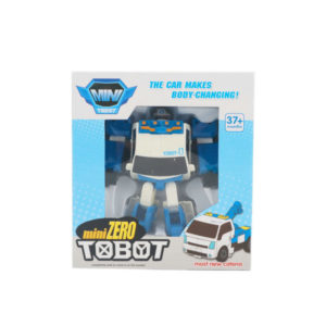 Tobot transformers toy deformation car cartoon toy