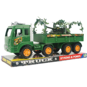 Friction car toy military car with tank toy car