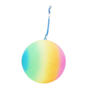 Skipping ball toy funny toy rainbow toy
