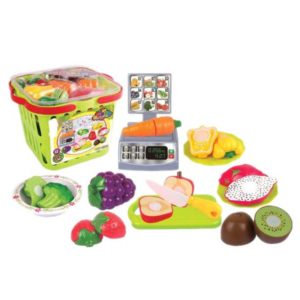 Fruit toy cutting toy pretending play toy