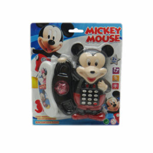 Mickey telephone cartoon toy funny toy