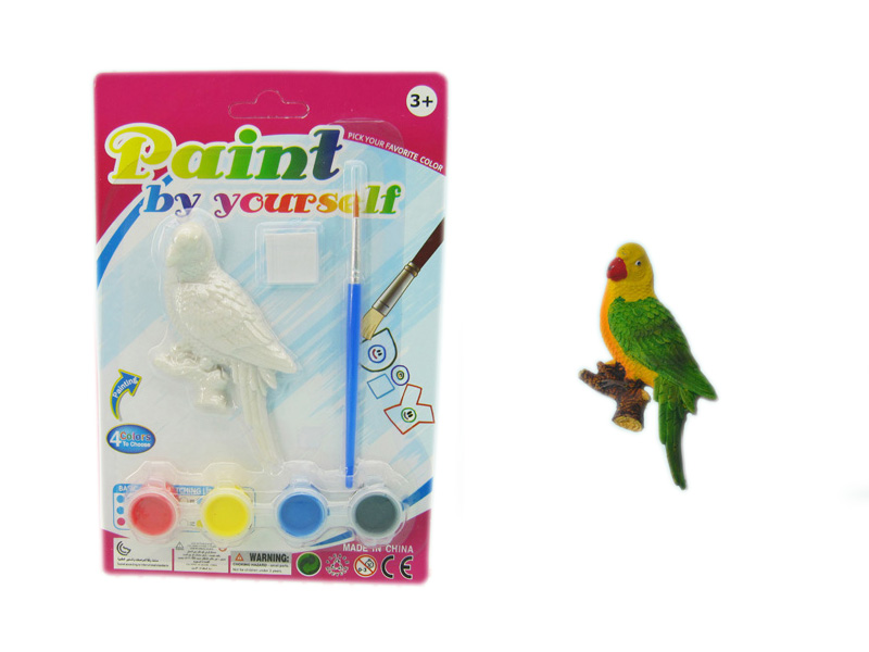 DIY painting toy educational toy animal toy