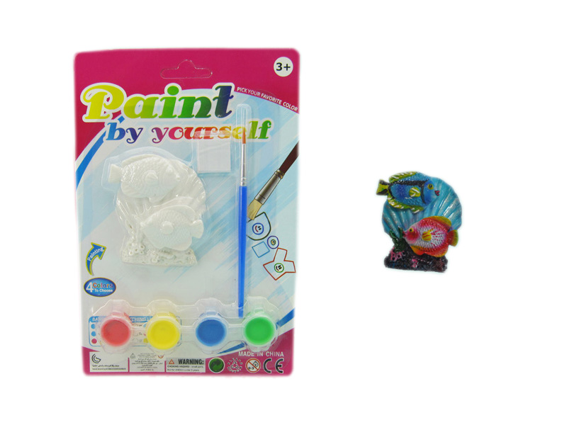 DIY toy educational toy painting toy