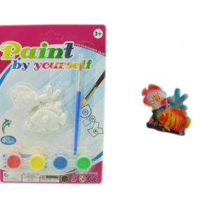 Painting coral toy educational toy cute toy