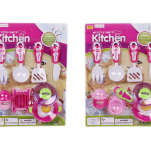 Cooker toy set tableware toy pretending play toy
