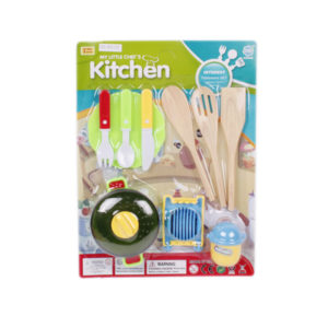 Dinner service set toy cooker toy kitchen toy