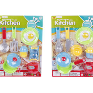 Dinner toy set pretending play toy kitchen toy