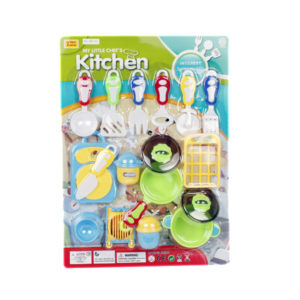 Cooker set toys tableware toy pretending play toy