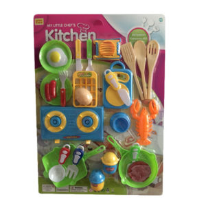 Kitchen ware toys dinner service toy cooker toy