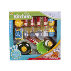 Cooking set toys cute tableware toy kitchen toy
