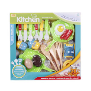 Cute cooking toy kitchen toy pretending play toy