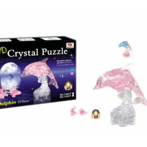 Crystal building block flash block toy intelligent toy
