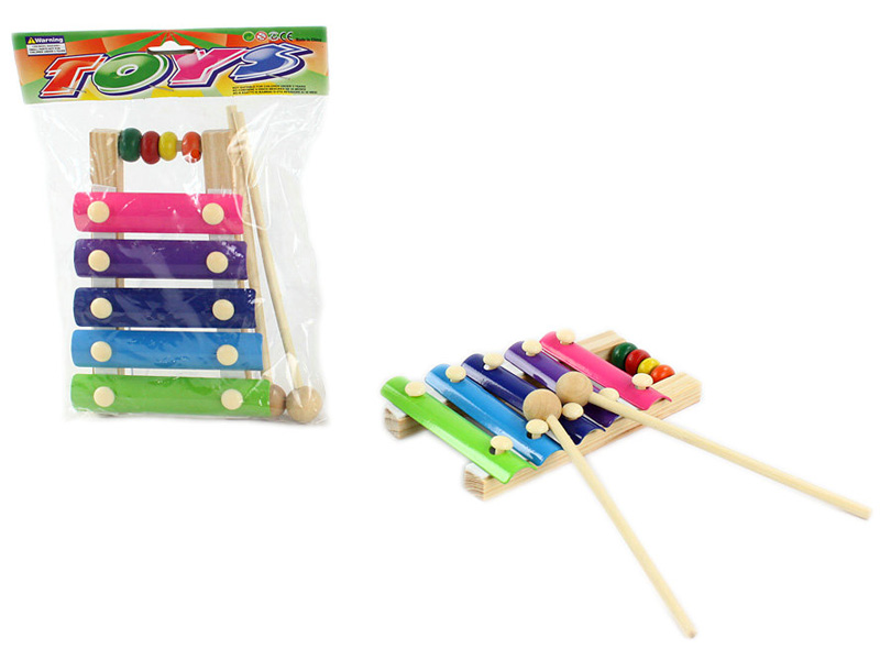 Musical toy wooden instrument funny game toy