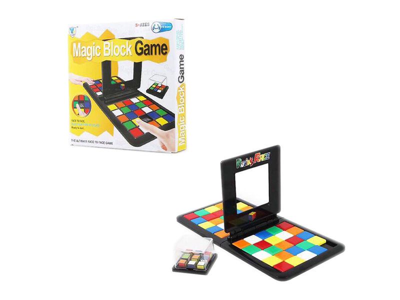 Magic block game battle block toy funny game toy