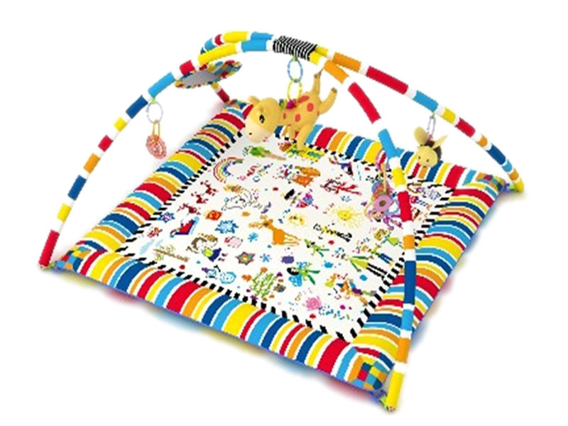 Baby blanket baby gym toy funny toy