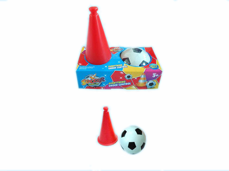 Football roadblocks toy funny game toy sports game toy
