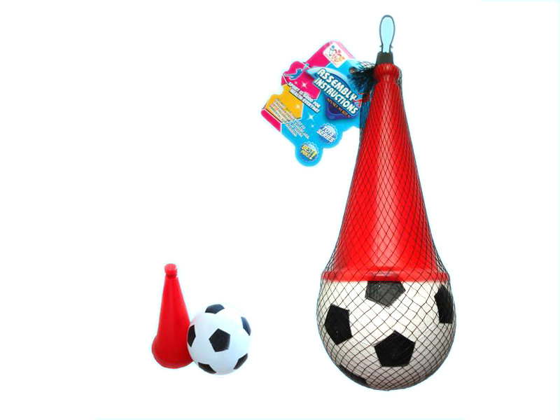 Football roadblocks funny game toy sports game toy