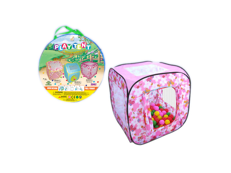 Ball tent funny sports toy tent play set