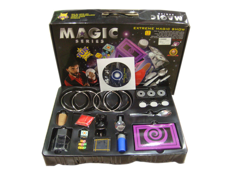 Magic set funny game toy Magic?suit