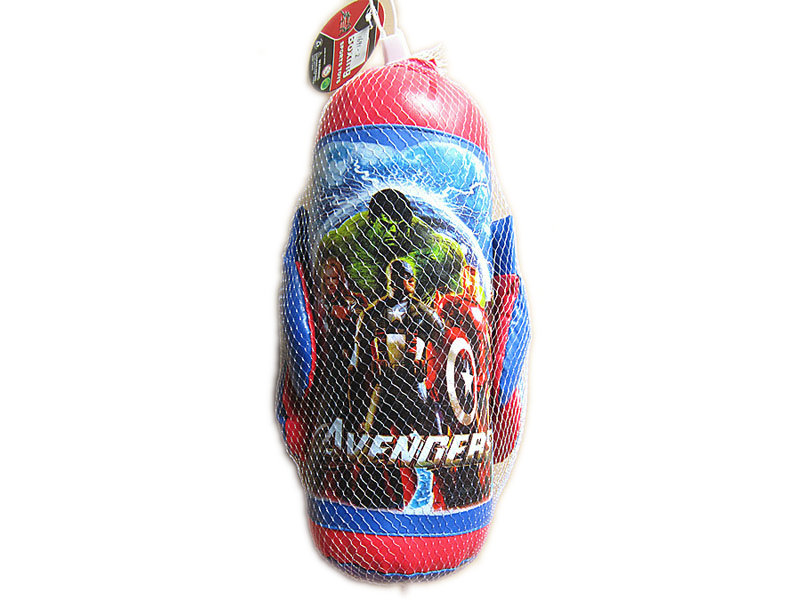 Earthbags set toy sports toy boxing glove toy