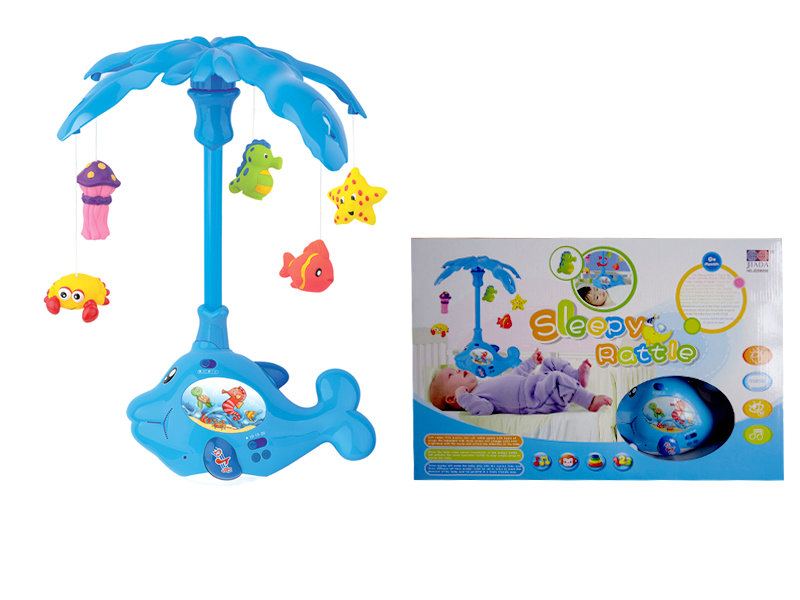 Bed bell toy musical toy baby toy