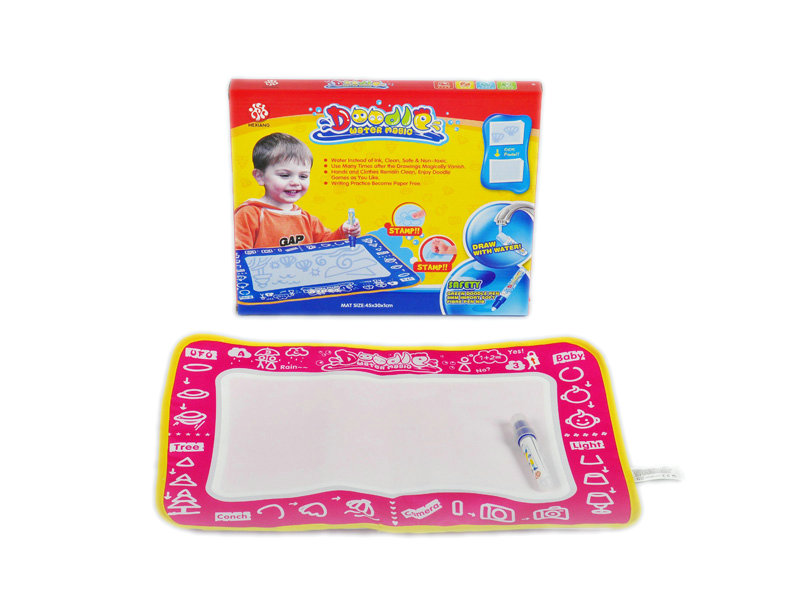 Doodle cloth toy painting toy educational toy
