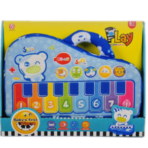 Cloth musical toy cartoon musical instrument educational toy