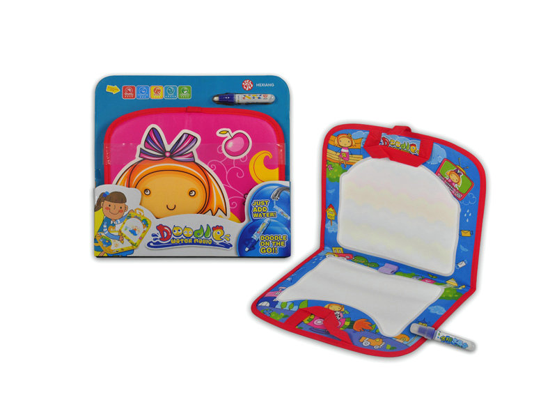 Doodle water book painting toy educational toy