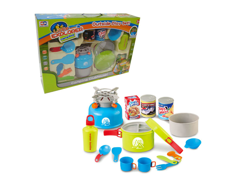 Camping Toys Product : Camping toy set outdoor play funny game