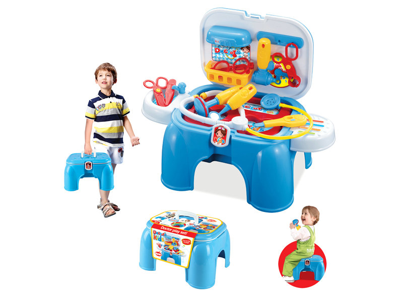 Doctor set toy portable doctor toy pretend toy
