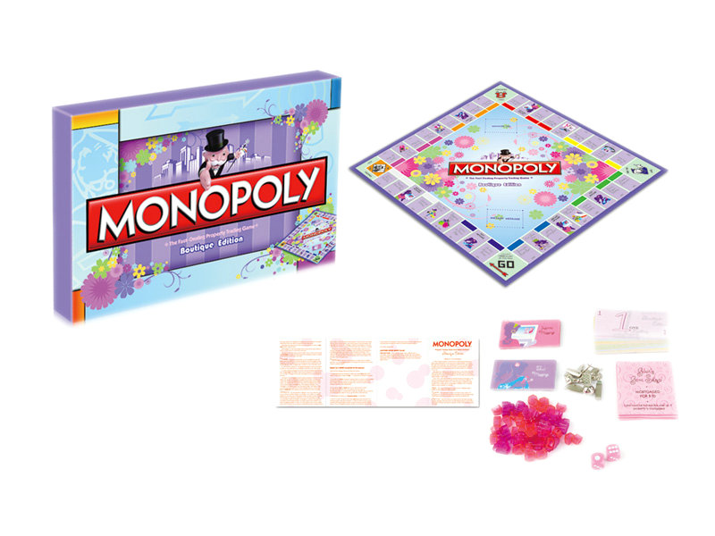 Monopoly toy board game toy funny game toy