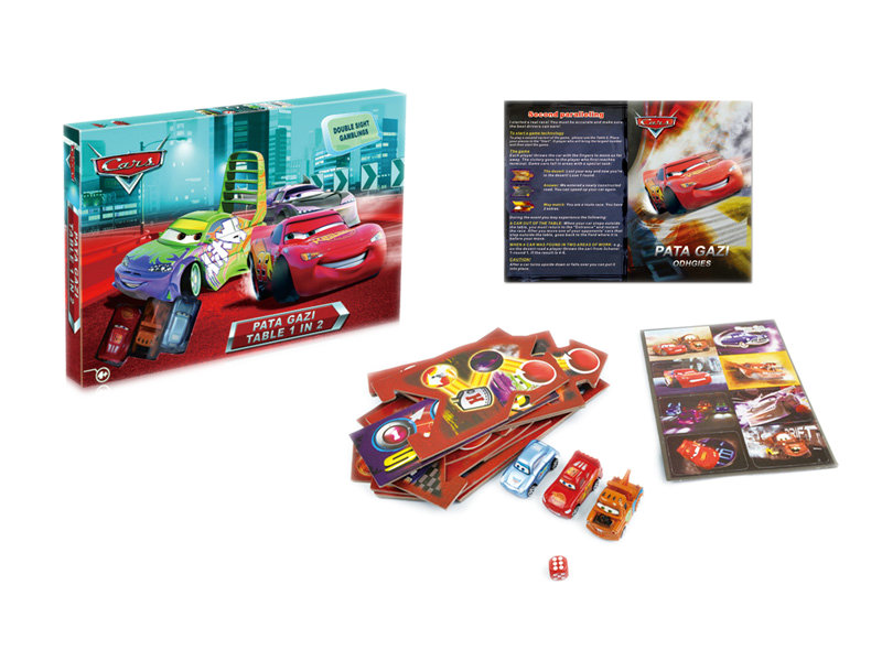 Cars game funny game toy cartoon toy