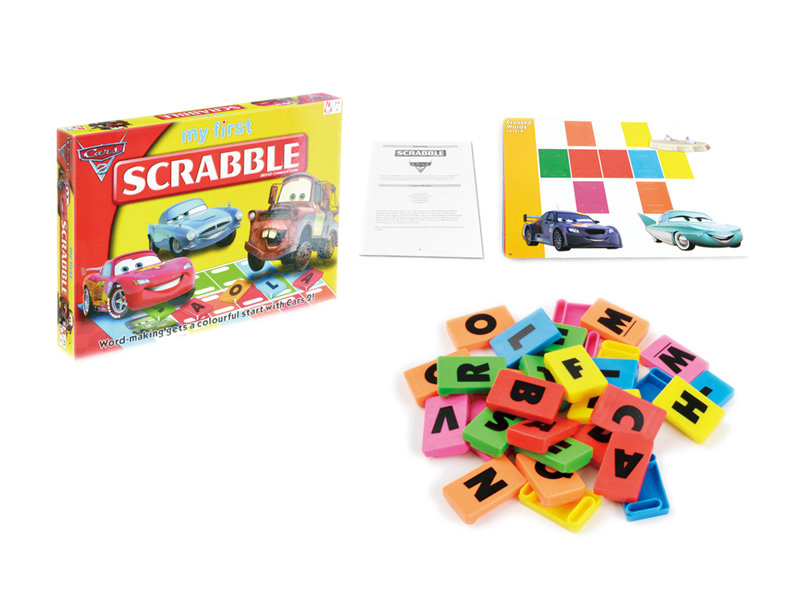 Scrabble game toy board game toy intelligent toy