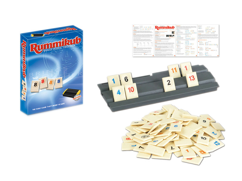 Rummikub toy board game toy funny game toy
