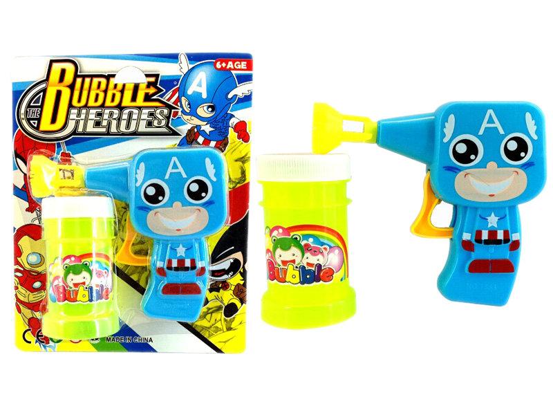 Bubble gun cartoon toy bubble toy