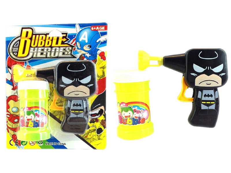 Bubble toy cartoon toy bubble gun