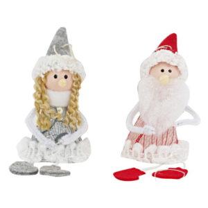 Christmas toy cloth santa toy festival toy