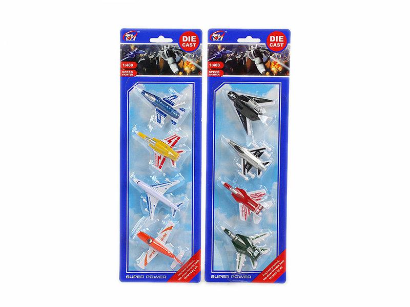 plane toy set metal toy cute toy
