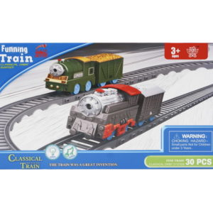 cute train toy vehicle toy track toy
