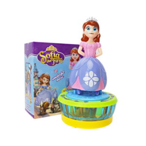 princess toy lighting toy battery option toy