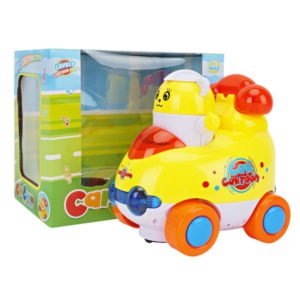 cute vehicle toy cartoon toy funny toy