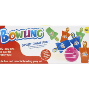 cute bowling toy sport toy funny toy