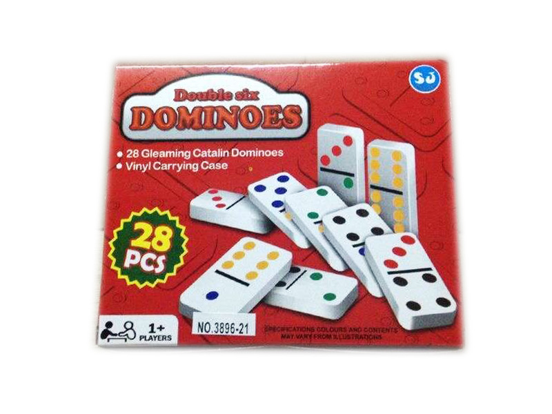 domino toy DIY toy funny toy