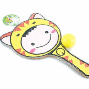 cartoon rackets cute toy outdoor toy