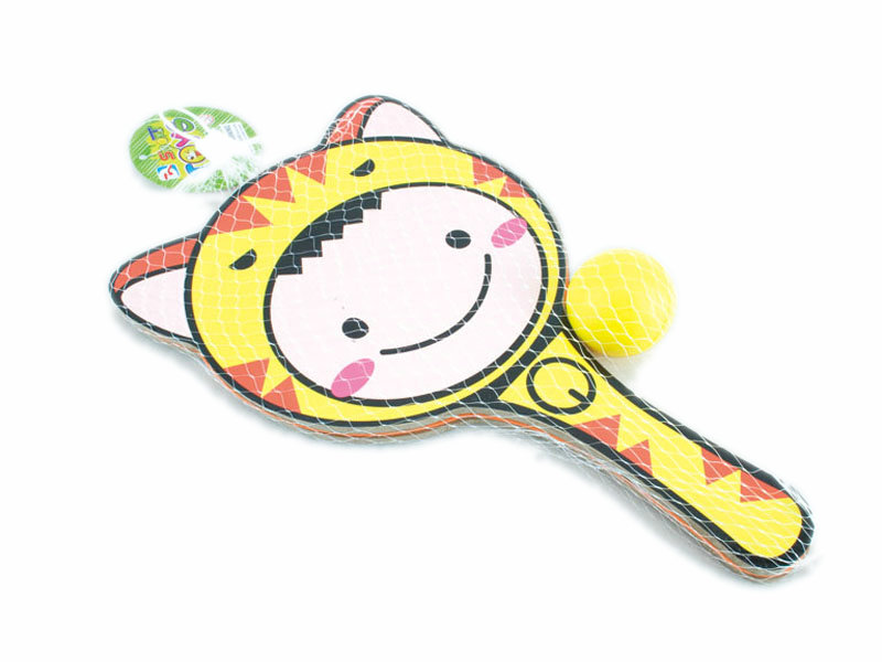 cartoon rackets cute toy outdoor toy