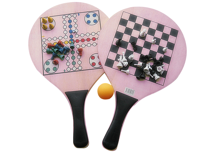 chess racket cute toy outdoor toy
