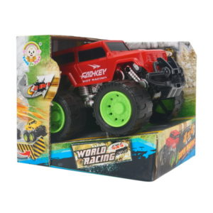 cross country vehicle car toy friction toy