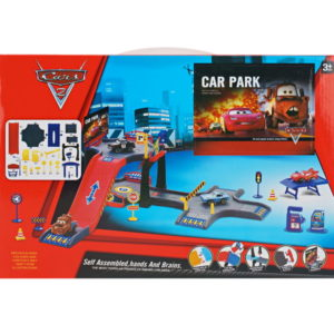 car park toy vehicle toy cute toy set