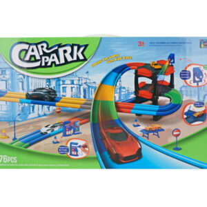 parking toy set car toy funny toy